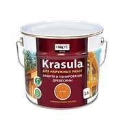 Krasula — защитно-декоративный состав для дерева фото