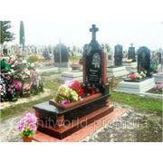 Памятники гранитные Житомир (Образцы №217) фото