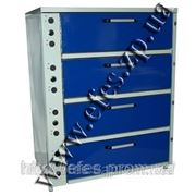 Шкаф пекарский электрический ШПЭ-4, стандарт фото