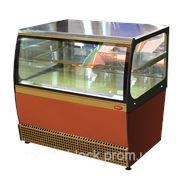 Витрина холодильная среднетемпературная кассовая VSK-0,95 «Veneto» фото