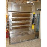 Печь подовая MIWE IDEAL B2-1000/4 фото