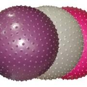 Мяч гимнастический массажный 7011 фото