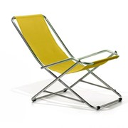 Кресло-шезлонг Dondolino (алюминий+ткань) фото