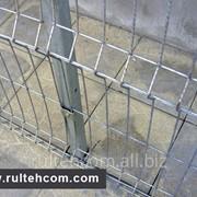Еврозаборы от производителя. Сварные панели. Gard euro. Eurogard zincat фото