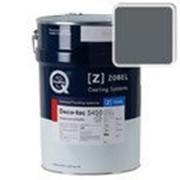 Краска для дерева акриловая ZOBEL Deco-tec 5450C RAL 7011 шелковисто-матовая, 1 л фото