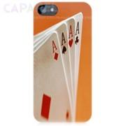Чехлы Luardi Snap-on Decorative Back Covers для iPhone 5/5s (Four Aces) фото