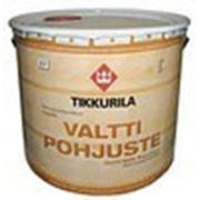 Грунт-антисептик по дереву Валтти Похъюсте (Tikkurila Valtti-Pohjuste ), 2,7л фото