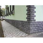 Камень облицовочный стеновой в ассортименте фото