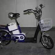 Велосипеды электрические Allegator TDR21-31Z фото
