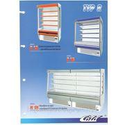 Холодильный стеллаж R 10 (COLD) фото