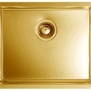 Кухонная мойка Alveus Quadrix 50 (550x450x200) gold (1078580) фото