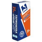 «САРМАЛЕП Т» Клей для приклеивания теплоизоляционных материалов и армирующей сетки фото
