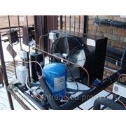 Холодильный агрегат GLE NTZ136-SB фото