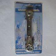 Ключ холодильный CТ-122 (3/16, 1/4, 5/16, 3/8) фото