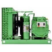 Компрессорно-конденсаторный агрегат LH 64/2DC-2.2 фото