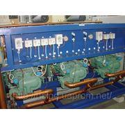Компрессорно-конденсаторный агрегат LH 104/4DC-7.2 фото