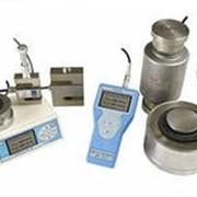 Калибровка электронных и механических динамометров фото