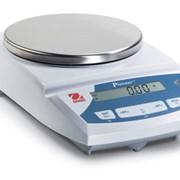 Лабораторные весы Ohaus Pioneer (PA)12 моделей с НПВ от 210 до 4100 г.И дискретностью от 0,001 до 0,1 г. фото