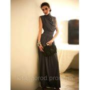 Платье с хомутом фото