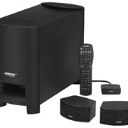 Стереоусилитель Bose CineMate GS II home cinema speaker system Black фото