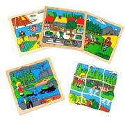 Серия игрушек Окружающий мир 1440 Экология фото
