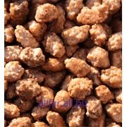 Арахис бланшированный - жаренный с сахарной пудрой, с солью, фракция: 52/62 , влажность - 6% фото