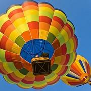 Полеты на воздушных шарах фото
