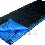 Спальный мешок High Peak Ceduna / +3°C (Left) Black/blue фото
