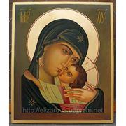 Икона Божьей матери (Византия) фото