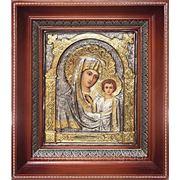 Икона Матерь Божья Казанская малая фото