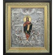 Икона Иоан Предтеча фото