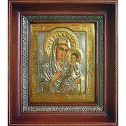 Икона Матерь Божья Тихвинская новая фото