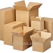 Гофроящики, коробки из двухслойного гофрокартона фото