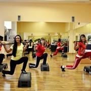 Услуги фитнес - центров фото