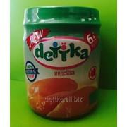 """Пюре из мяса индейки для детского питания ТМ """"DETTKA"""""""