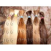 """Волосся для нарощування слов""""янське 60 см. фото"""