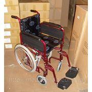 Инвалидная коляска для узких проемов OSD Slim напрокат фото