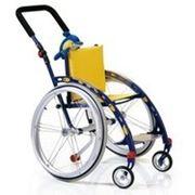Детские кресла-коляски Модель 1.123 Brix Meyra фото