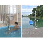 Подъёмник для бассейна фото
