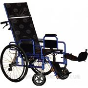 Инвалидная коляска с откидывающейся спинкой Millenium Recliner, OSD (Италия) фото