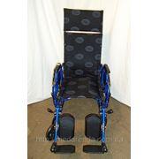 Многофункциональная инвалидная коляска OSD Recliner в прокат. фото