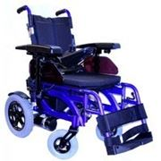 Складная инвалидная коляска с электроприводом OSD-PCC 1600 фото