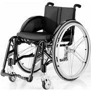Взрослые инвалидные коляски ZX3 1.370 фото