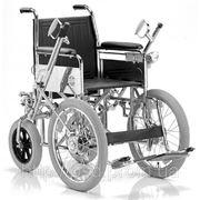 Инвалидные коляски с рычажным приводом 1.407 фото