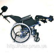 Иналидная коляска «Netti 4U comfort CE» фото
