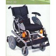 Коляска инвалидная c электроприводом МНI-30 фото