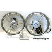 Колеса с электро приводом для колясок активного и полуактивного типа фото