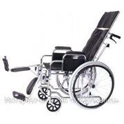 Инвалидная коляска с откидывающейся спинкой OSD-RECLINER фото