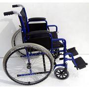 Стандартная инвалидная коляска для дома и улицы фото