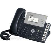 SIP-телефон на 3 линии для секретаря и руководителя Yealink SIP-T26P фото